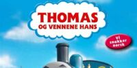 Thomas Gets Wind in the Sails (Norwegian DVD)