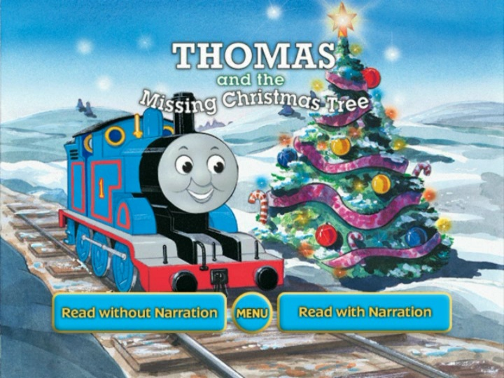 Image - Thomas'ChristmasWonderlandDVDmenu6.jpg | Thomas the Tank ...