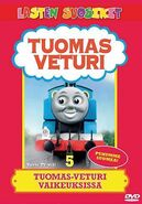 ThomasLocomotiveTroubleFinnishDVD