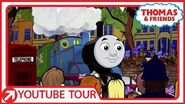Thomas Picks Up a Special Passenger in London