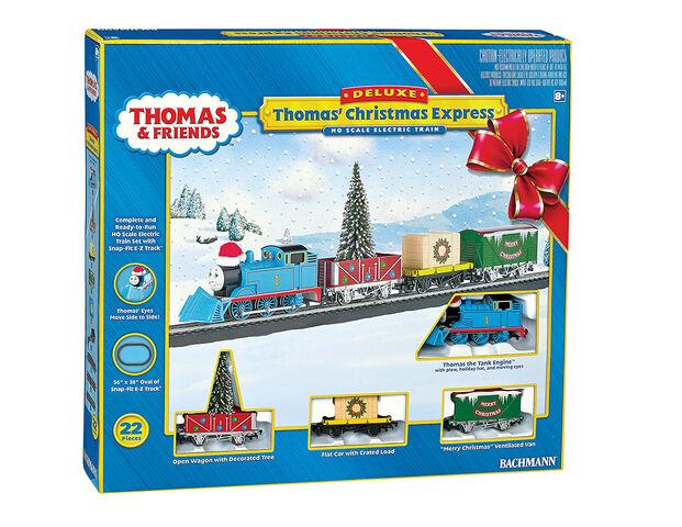 File:BachmannThomas'ChristmasExpressSet.jpg