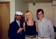 RingoStarr,BrittAllcroft,andRickSiggelkow