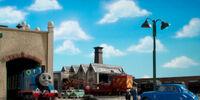 Thomas and the Lighthouse! (magazine story)