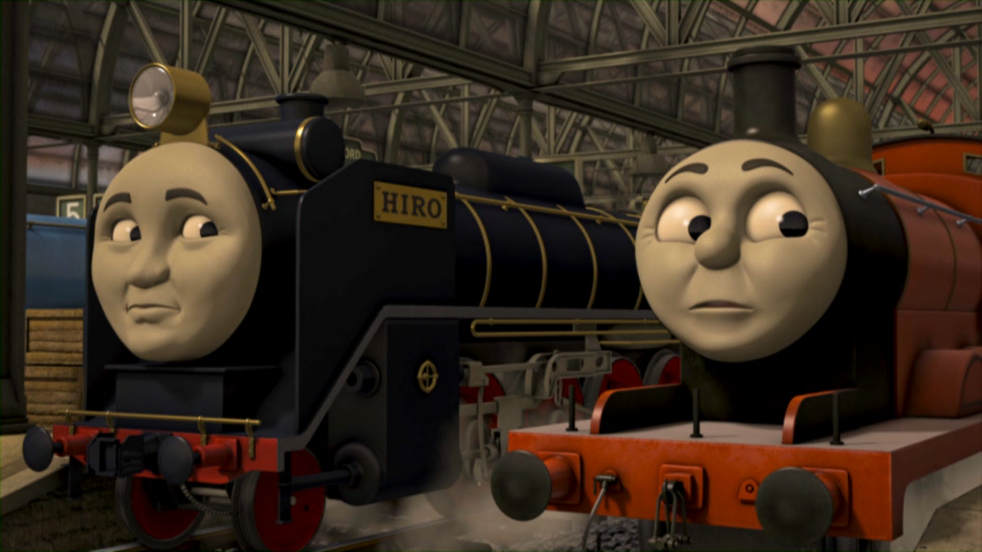 Image - TheLostPuff4.png | Thomas the Tank Engine Wikia ...