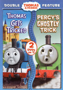 ThomasGetsTrickedandPercy'sGhostlyTrickDoubleFeature