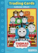 ThomasAndFriends2002TradingCardsCollectorsAlbum