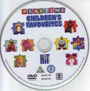 PlaytimeChildren'sFavouritesDVDdisc