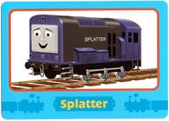 SplatterTradingCard
