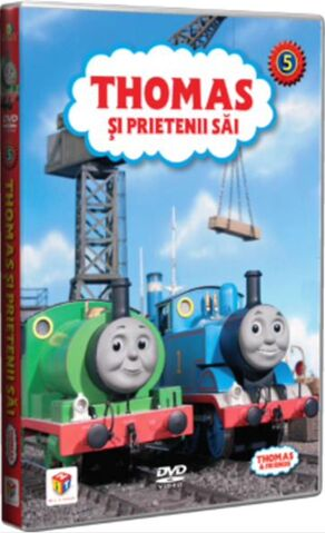 File:ThomasandFriendsVolume5RomanianDVD.jpeg