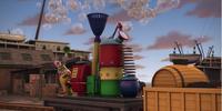Mr. Bubbles' Bubble Machine