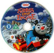 Santa'sLittleEngine(UKDVD)disc