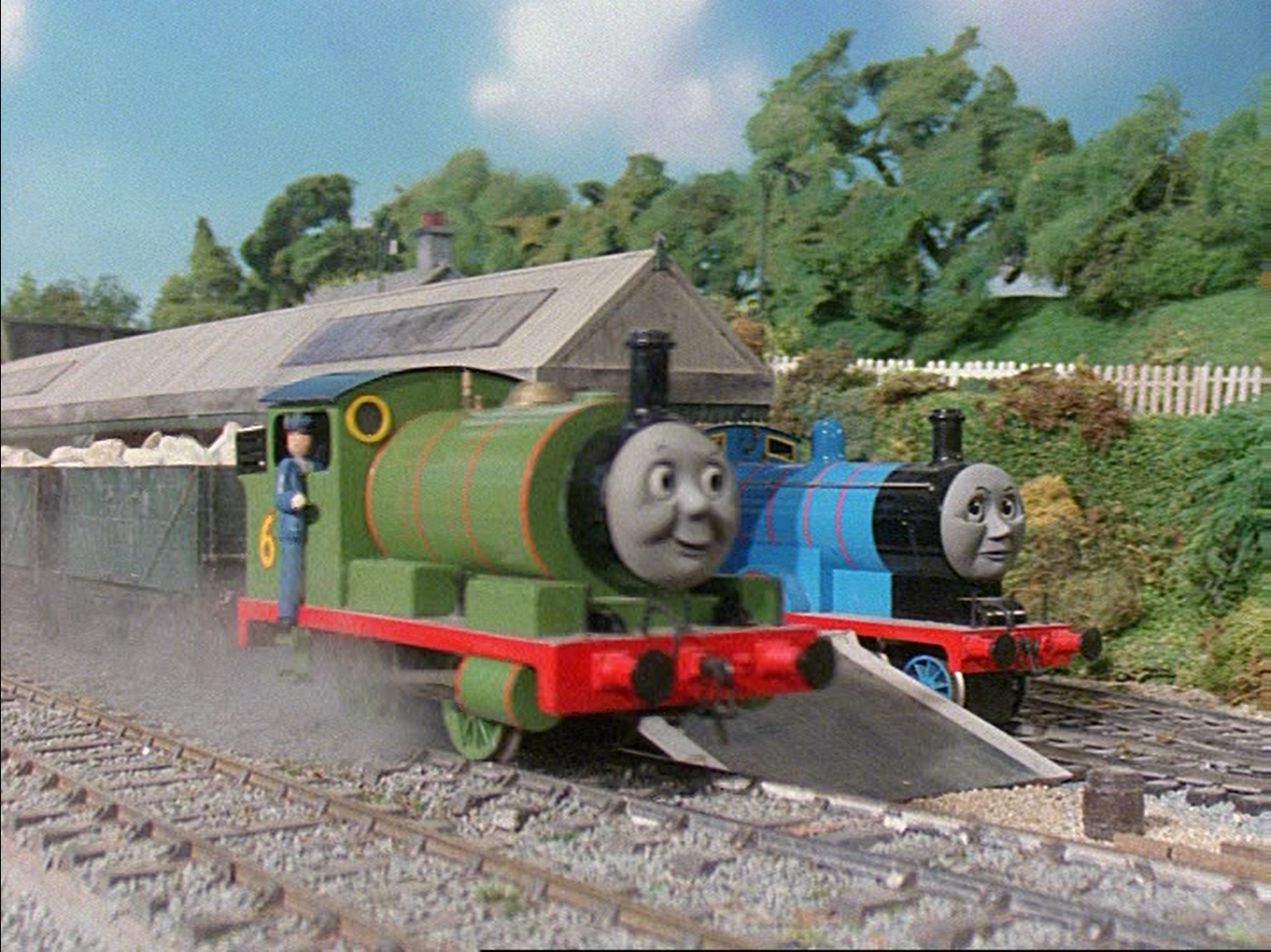 Image Percy Spromise23 Png Thomas The Tank Engine