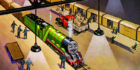 The Flying Kipper (train)/Gallery