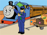 MoreBadDaysforThomasandhisFriends-TroubleontheTrain1