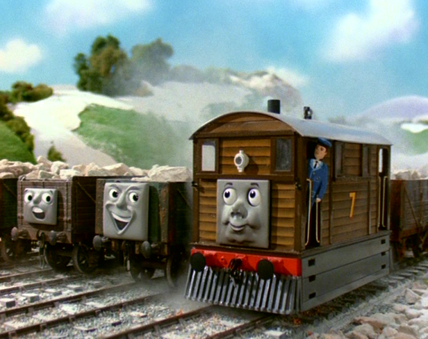 Image - Toby'sTightrope27.PNG | Thomas the Tank Engine Wikia | Fandom ...