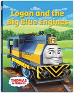 LoganandtheBigBlueEnginesBook