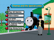 thomas and the special letter and the special letter dvd the tank 20219
