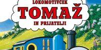 Thomas and Conductors (Slovenian DVD)