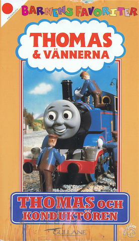 File:Thomas and the Guard ( Swedish VHS cover).png