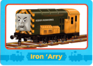 IronArryTradingCard