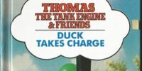 Duck Takes Charge (Buzz Book)