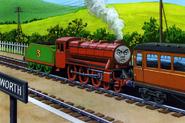 HenrySeesRedRS5