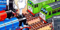 Diesels and Steam Engines/Gallery