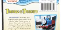Thomas and the Treasure (DVD)