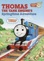 ThomastheTankEngine'sSpringtimeAdventure