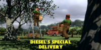 Diesel's Special Delivery
