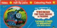 Thomas Comes To Breakfast and Other Stories (UK)