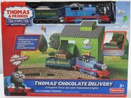 TrackMaster(Fisher-Price)Thomas'ChocolateDeliverybox