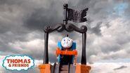 TrackMaster (Revolution) Shipwreck Rails Set Commercial