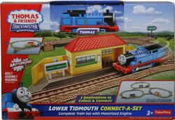 TrackMaster(Fisher-Price)LowerTidmouthConnect-A-Setbox