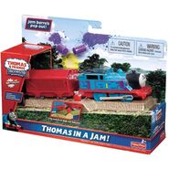 TrackMaster(Fisher-Price)ThomasinaJam!box