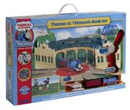 TrackMaster(Tomy)ThomasatTidmouthShedsSetbox