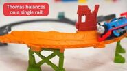 TrackMaster (Revolution) Breakaway Bridge Set Demo