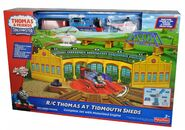 TrackMaster(Fisher-Price)RCThomasatTidmouthShedsbox
