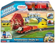 TrackMaster(Revolution)TroublesomeTrapsSetbox