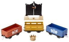 TrackMaster(Fisher-Price)RoyalCastleGatesDelivery