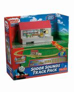 TrackMaster(Fisher-Price)SodorSoundsTrackPackbox