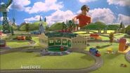 TrackMaster (Fisher-Price) Tidmouth Sheds Commercial