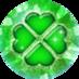Puzzlun green icon