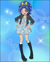 Puzzlun card Aoi 2