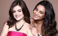 Lucy Hale Shay Mitchell