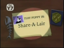 Share-A-Lair Title Card