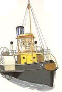 O.J. - TUGS Photobook Picture