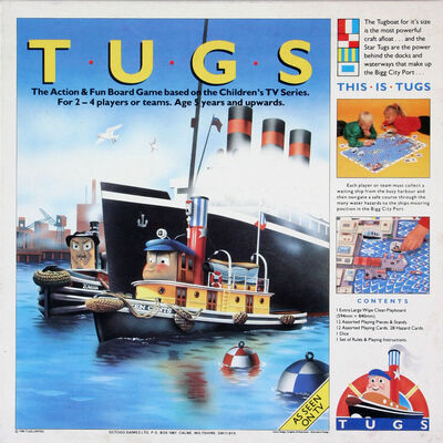 TUGSBoardGame
