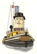 Top Hat - TUGS Photobook Picture