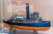 Steam Tug 1910